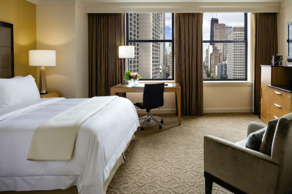 Best Category 5 SPG Hotels Gwen Hotel Chicago