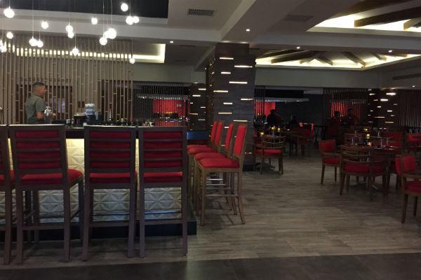 Dozo Japanese Restaurant at Hyatt Ziva Los Cabos Interior