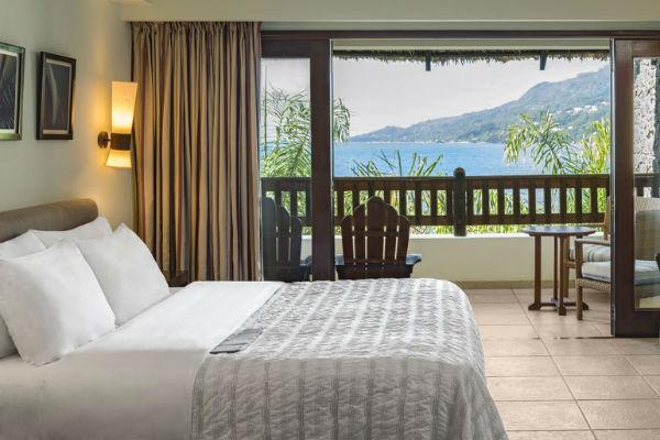 Best SPG Hotel Category 5 Le Méridien Fisherman's Cove Seychelles