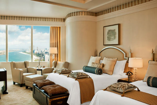 Best Category 5 SPG Hotels St. Regis Abu Dhabi