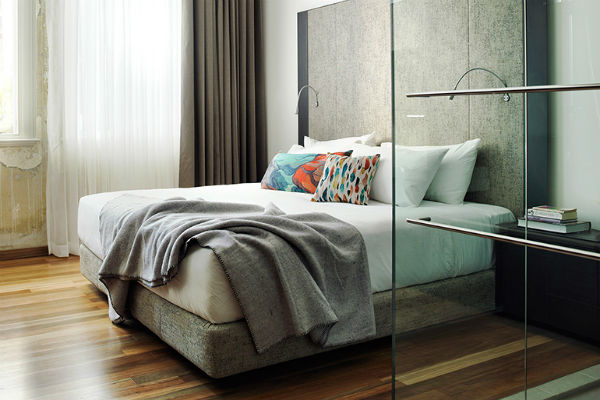 Best Category 5 SPG Hotels: Old Clare Hotel Sydney