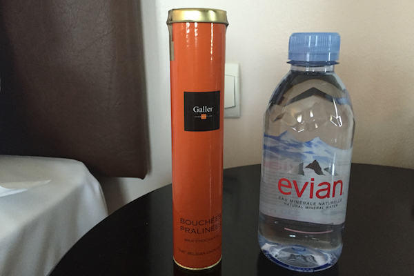 Hyatt Diamond Welcome Amenity at Hyatt Regency Charles de Gaulle