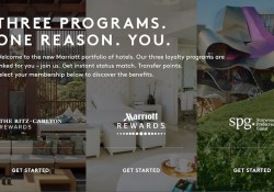 Starwood Marriott Merger Reciprocal Benefits