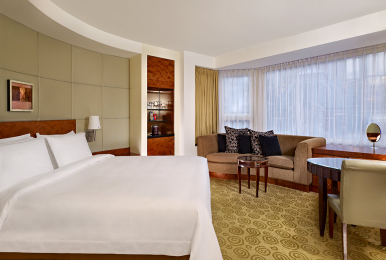 Best Category 6 SPG The Park Tower Knightsbridge Classic Room