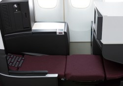 JAL Sky Suite Business Class Seat