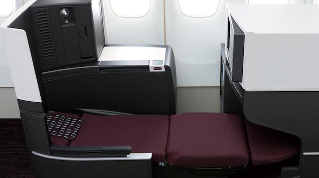 JAL Sky Suite Business Class Seat