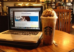 PointChaser Blogger Starbucks Frappuccino