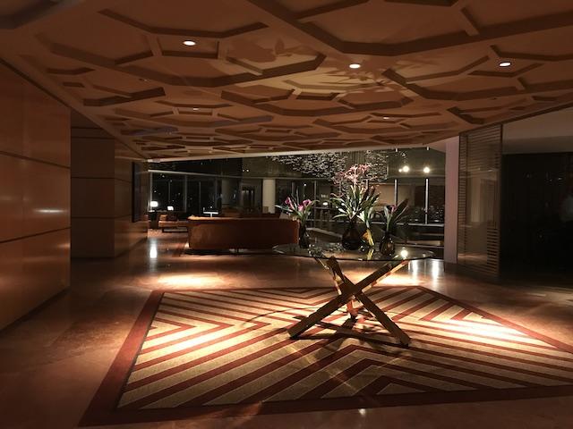 Conrad Chicago Hotel Review Lobby