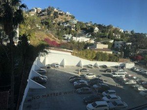 Andaz West Hollywood Room View