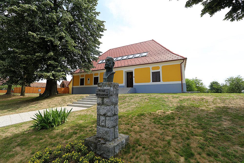 Kuća Petra Preradovića