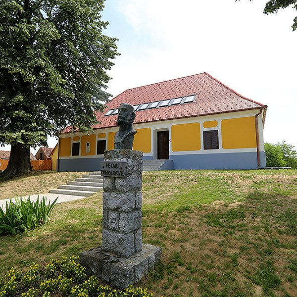 Haus von Petar Preradović
