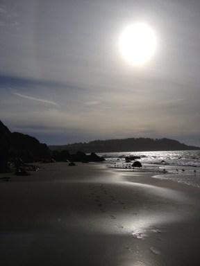 Marshall's Beach