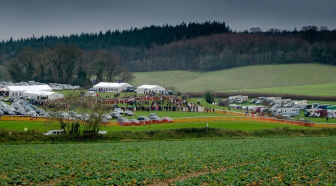 REPORT ON THE SILVERTON POINT-TO-POINT AT BLACK FOREST LODGE, SUNDAY 22ND JANUARY