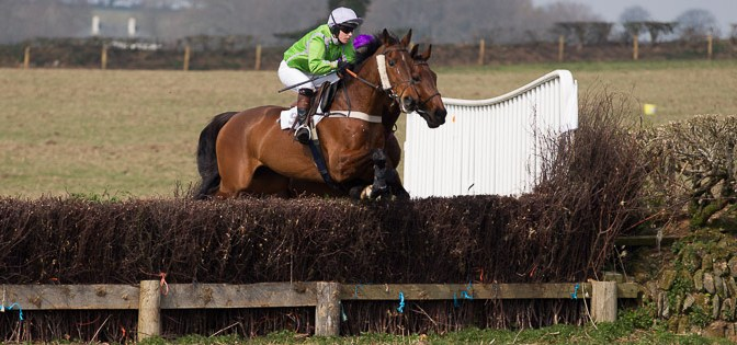 Preview: Lamerton Point-to-Point, Kilworthy, Tavistock Sunday 25 March 2018‬