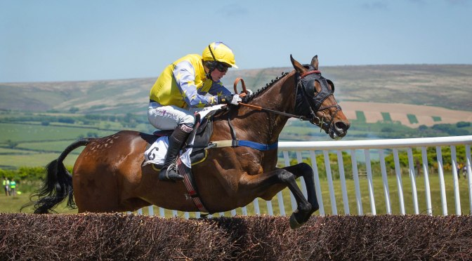 Report: Dulverton West Point-To-Point, Bratton Down, Sunday 18th May 2014