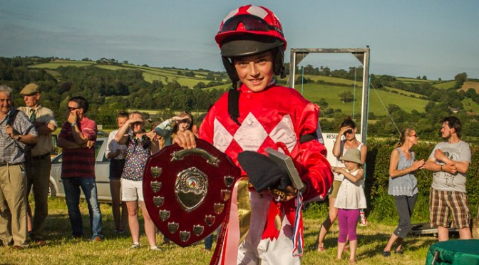 Pony Racing report from Torrington Farmers, Umberleigh, 14 June 2014