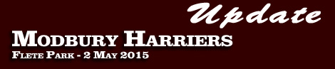 Update: Modbury Harriers Point-To-Point at Flete Park, Saturday 2nd May 2015