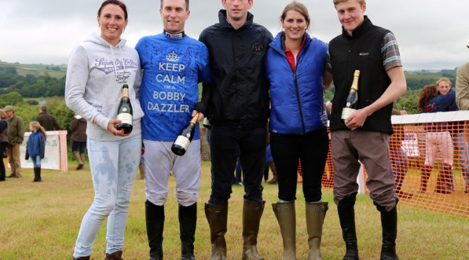 Devon & Cornwall point-to-point area award 2015 and final standings