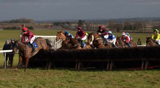 GRANVILLE'S BETTING GOSSIP –  TIVERTON POINT-TO-POINT 24 JANUARY 2016