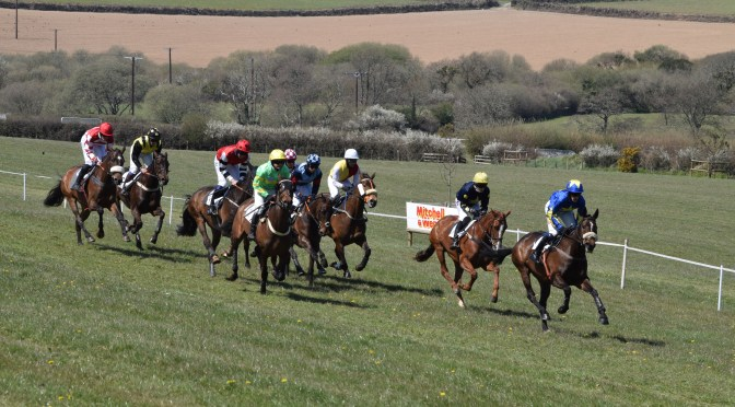 FOUR BURROW POINT-TO-POINT AT TREBUDANNON REPORT  – 24 TH APRIL 2021