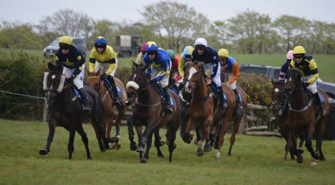 RESULTS – EGGESFORD POINT-To-POINT AT UPCOTT CROSS on SUNDAY 9th MAY 2021