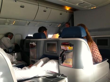 Blog LHR-JFK 767-400ER48