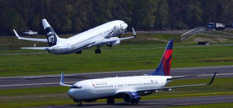 Alaska & Delta
