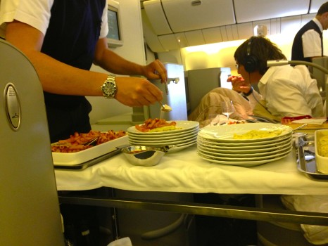 Alitalia B777-200ER Magnifica Business Class35