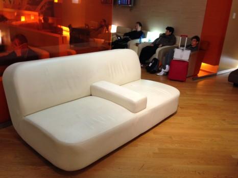 Alitalia Lounge Rome Giotto Lounge23