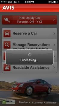 Avis iPhone App1