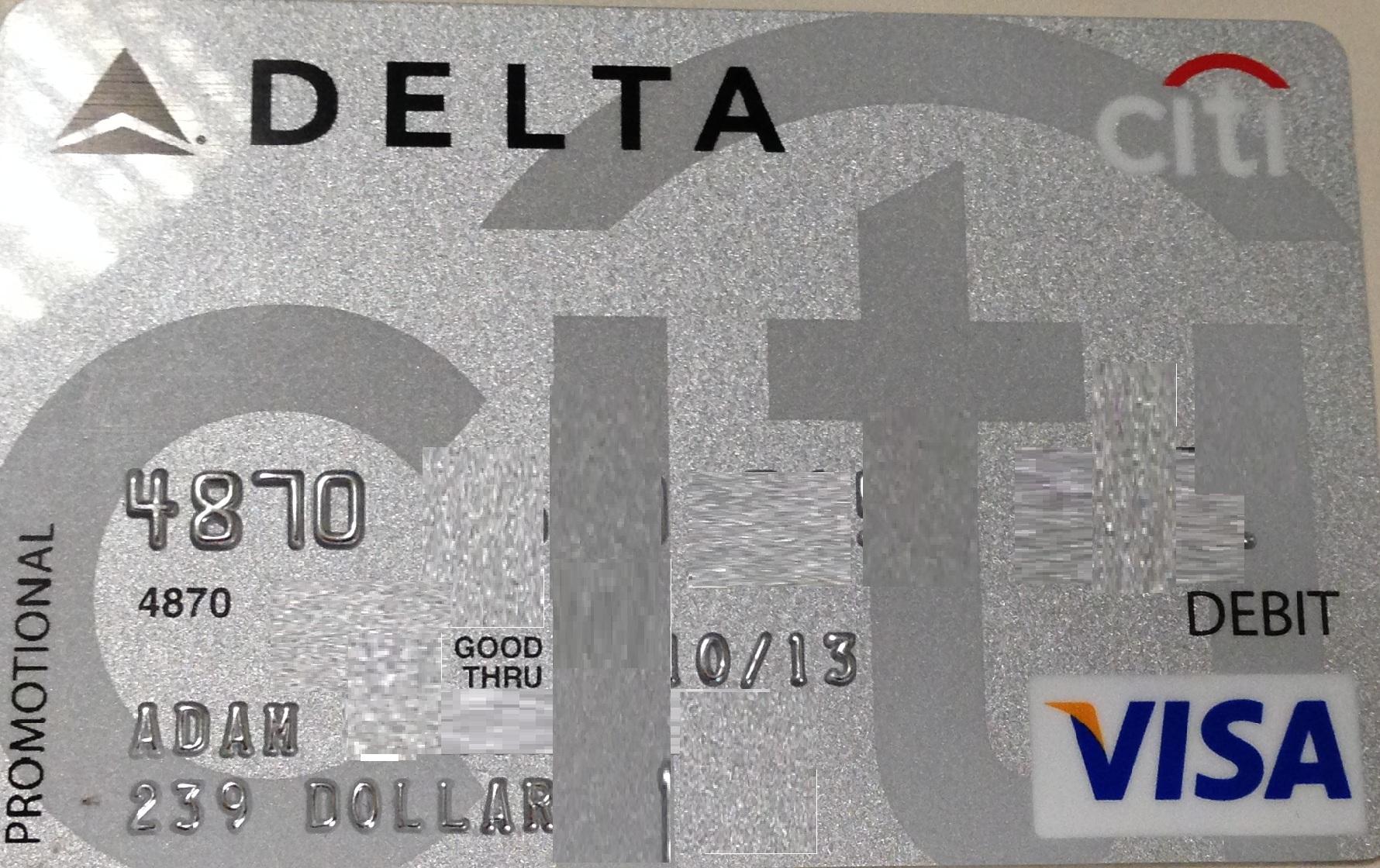 What Is Visa Delta