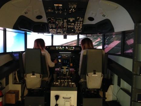 Alitalia T1 Lounge FCO3