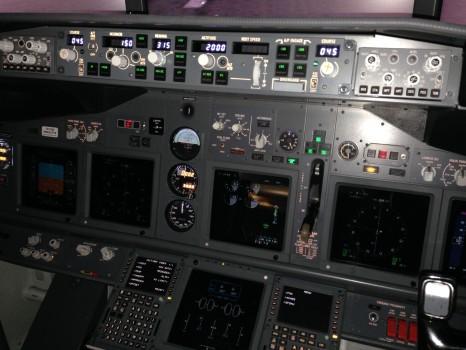 Alitalia T1 Lounge FCO5