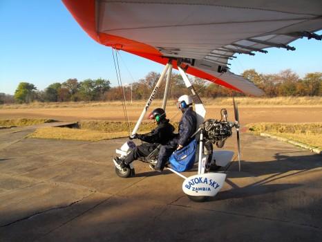 Microflight Microlight Batoka Sky Zambia Victoria Falls23