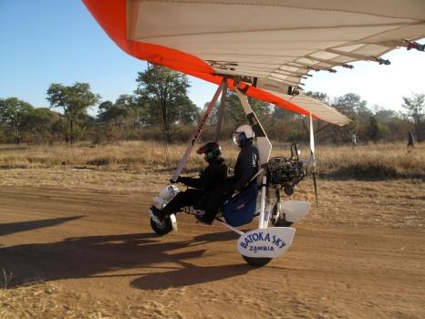 Microflight Microlight Batoka Sky Zambia Victoria Falls26