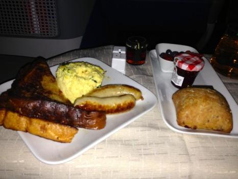 Delta JFK Rome FCO Trip Report B767-30022