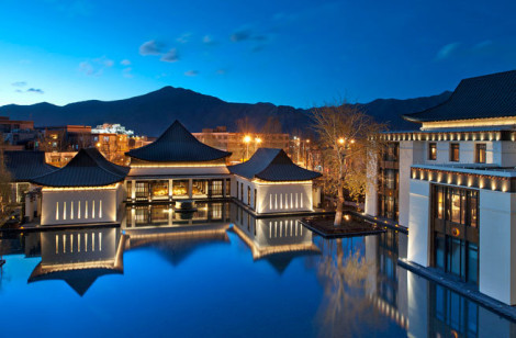 St Regis Lhasa Resort Tibet