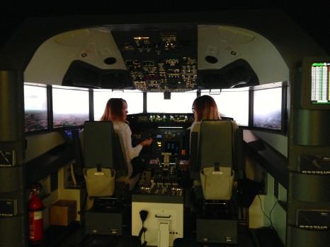 Alitalia T1 Lounge FCO Rome16