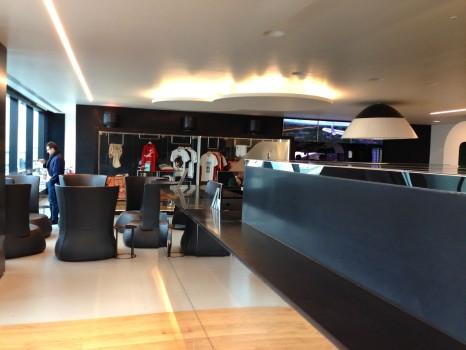 Alitalia T1 Lounge FCO Rome27