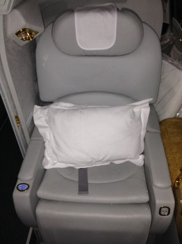 Emirates A380 First Class Shower20