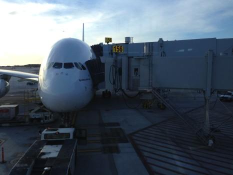 Emirates First Class A38002