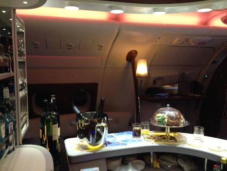 Emirates First Class A38008