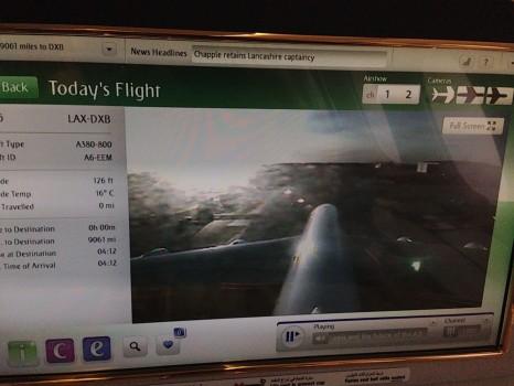 Emirates First Class A38043