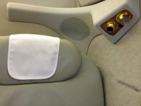 Emirates First Class DXB - Malé (MLE) B777-200LR10