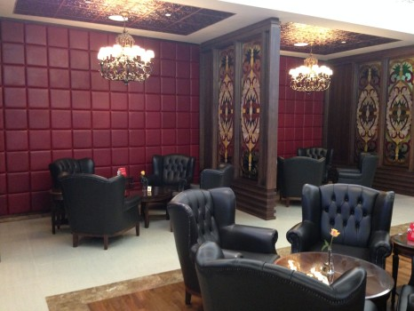 Emirates First Class Lounge Concourse A A380 Dubai065