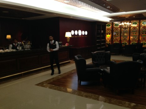 Emirates First Class Lounge Concourse A A380 Dubai069