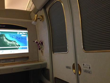 Emirates First Class Malé (MLE) - DXB B777-200LR17