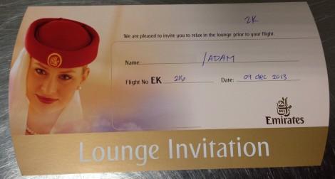 Korean Air Lounge LX08