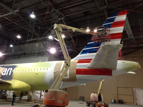 US to AA Paint Job 6