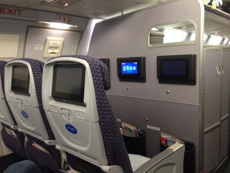 United JFK-SFO Economy Plus06